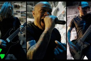 """Metal Underground – Light The Torch Posts New Music Video """"Let Me Fall Apart"""" Online; Announces Livestream Show"""