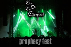 'Prophecy : Sun Of The Sleepless – Live @ Prophecy Fest 2017'
