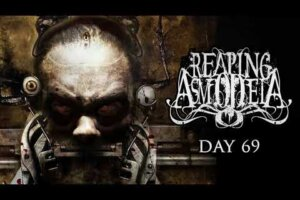'Prosthetic Records : REAPING ASMODEIA – DAY 69 (DECAPITATED COVER)'