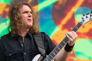 Report: David Ellefson Was Fired From Megadeth Four Days After Video Leaks | MetalSucks
