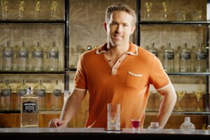 Ryan Reynolds Celebrates Father's Day With Some Aviation Gin In Hilariously Snarky Demo