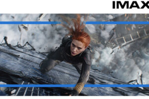 'Slash Film: 'Black Widow' IMAX Screenings Will Feature 22 Minutes of Larger Aspect Ratio Footage'