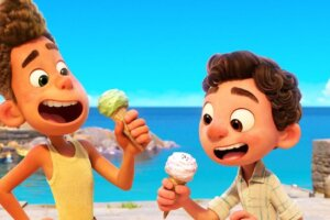 'Slash Film: 'Luca' Early Buzz: Pixar's Latest is a Vibrant, Visually Stunning Ode to Friendship'