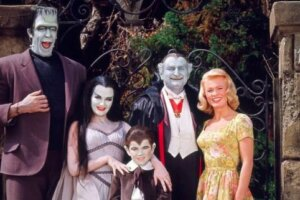 'Slash Film: New 'The Munsters' Movie Will Be Directed by Hardcore 'Munsters' Fan Rob Zombie'
