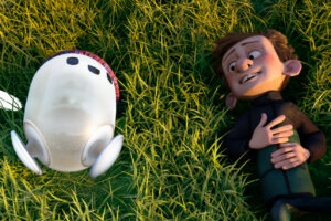 'Slash Film: 'Ron's Gone Wrong' Trailer: Zach Galifianakis is a Malfunctioning Robot Buddy in This Animated Film'