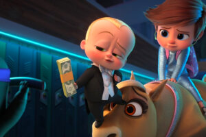 'Slash Film: 'The Boss Baby: Family Business' Trailer: Oh, Thank God, the Boss Baby is Back'
