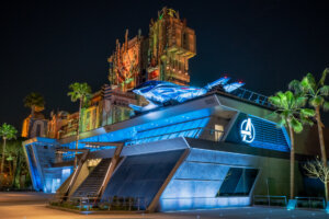 'Slash Film: We've Experienced Disney's Avengers Campus and the New Spider-Man Ride – Here's What You Need to Know'