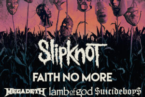 SLIPKNOT Announce North American Tour with KILLSWITCH ENGAGE, FEVER 333 & CODE ORANGE