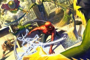 Sony Has an Actual Plan to Have Spider-Man Swing Into Their Marvel Universe