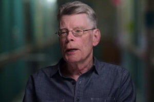 Stephen King Reveals Horror Movie He Had To Stop Because It Was 'Too Freaky'