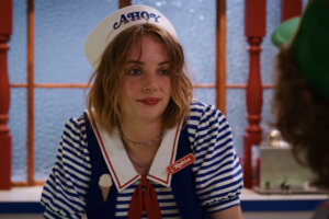 """""""Stranger Things"""": Maya Hawke's Robin Buckley Getting a Prequel Podcast Series and Novel This Summer [Trailer]"""