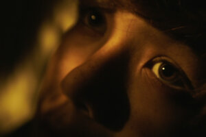 'The Boy Behind the Door' Posters Look Through a Keyhole