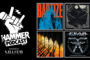The new Metal Hammer Podcast reviews Fear Factory, Atreyu, Perturbator and more