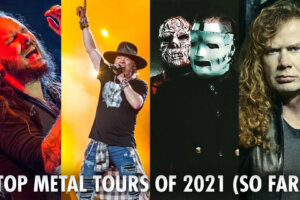 These Are The Top U.S. Metal Tours Announced So Far…