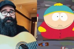 These Eric Cartman-style covers of Green Day and Linkin Park are just as awesome as they sound
