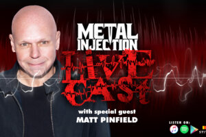 Tonight, Sean Returns to the Metal Injection Livecast