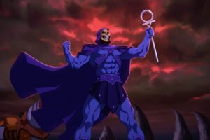 """[Trailer] Kevin Smith Heads Back to the 1980s With Netflix's Animated Series """"Masters of the Universe: Revelation""""!"""