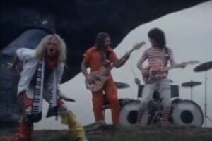 Van Halen's lost 'Jurassic Park' video surfaces after 40 years