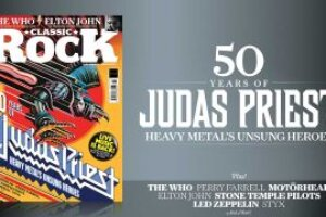 50 years of Judas Priest, heavy metal's unsung heroes: only in the new Classic Rock