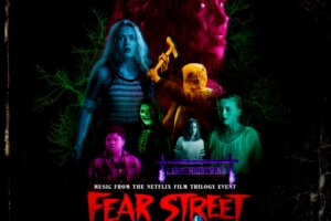 All Three 'Fear Street' Soundtracks Getting Vinyl Release With Cover Art Inspired by the Original Books!