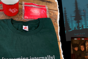 'Coming Soon: A Quiet Place Part II Giveaway – Three Swag Packs with Digital Copies'