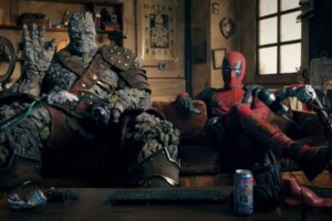 'Coming Soon: Deadpool Asks Korg For Some MCU Tips in Free Guy Trailer Reaction'