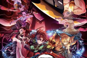 'Coming Soon: Demon Slayer Entertainment District Arc Art & Streaming Details Revealed'