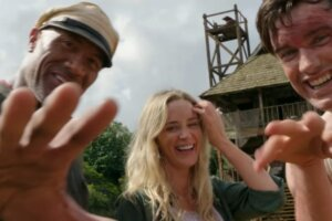 'Coming Soon: Disney's Jungle Cruise Featurette Highlights Its Cast Camaraderie'