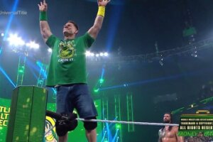'Coming Soon: John Cena Makes WWE Return at Money in the Bank, Challenges Roman Reigns'