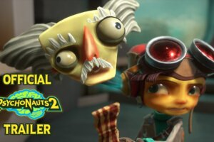 'Coming Soon: Psychonauts 2 Story Trailer Shows Life as a Psychonaut'