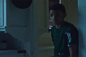 'Coming Soon: Shudder's The Boy Behind the Door Exclusive Clip Starring Lonnie Chavis'