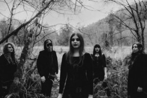 Doomed Nation – Vouna premiere their upcoming full-length album »Atropos«, out this Friday via Profound Lore Records