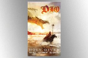 Exclusive Preview of DIO: HOLY DIVER Graphic Novel from Steve Niles & Scott Hampton – Daily Dead