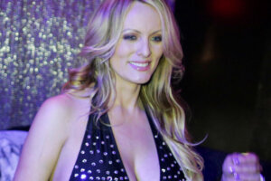 EYEHATEGOD Recruits Adult Actress Stormy Daniels To Sell Merch At One Show