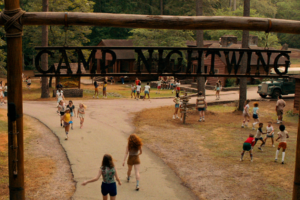 'Fear Street: 1978' Was Filmed at the Same Camp Location as 'Friday the 13th: Jason Lives'!