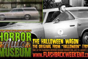 FLASHBACK WEEKEND to Feature Original Station Wagon from John Carpenter's HALLOWEEN – Daily Dead