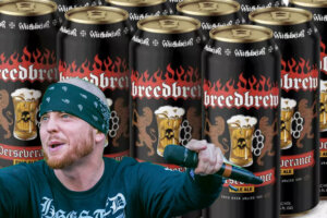 HATEBREED Unveils Two New Beers, Including Non-Alcoholic Flavor