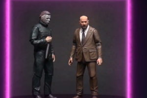 Horror Reveals from NECA's Comic-Con Panel Include New 'Halloween II' Two-Pack and More! [Images]