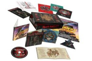 Iron Maiden open pre-orders for Senjutsu – and detail super deluxe box set