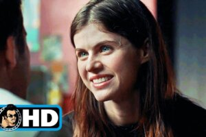 """JoBlo: DIE IN A GUNFIGHT Clip – """"Let's Get Out of Here"""" (2021) Alexandra Daddario"""