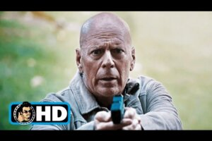 """JoBlo: OUT OF DEATH Clip – """"On Your Knees"""" (2021) Bruce Willis"""