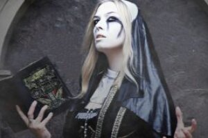 """Meet The Metal Nun: """"I'm not that far from a real nun – I just devote all my energy to another divine being: Powerwolf"""""""