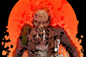 """Official Art Teases SYFY's """"Day of the Dead"""" Series Ahead of Comic-Con@Home Panel [Exclusive]"""