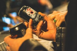 Pistonhead step up to help grassroots music venues by giving away 70,000 cans of beer