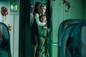 Review: BLOOD RED SKY, Vampires on a Plane, Bloody, Gory Fun