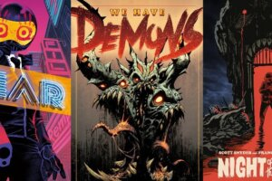 Scott Snyder's Best Jackett Press Teams Up with comiXology Originals and Dark Horse for Eight New Comic Books – Daily Dead