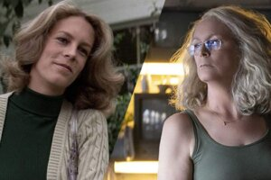 'Slash Film: Death Has Come to Your Little Sequels: Curtis Is Ready To Close The Book On Laurie Strode in 'Halloween Ends''