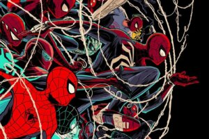 'Slash Film: Exclusive: Mondo Reveals Awesome Spider-Man, Miles Morales and Doctor Doom Posters for Comic-Con'