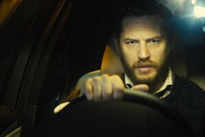 'Slash Film: The Daily Stream: 'Locke' is 85 Minutes of Tom Hardy Alone in a Car, and It Is a Transformative Experience'