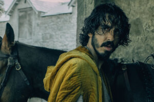 'Slash Film: 'The Green Knight' Clip and Posters Are All About How Sexy Dev Patel Is'